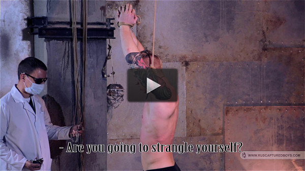 Slaves Auction — Vitaly — Part II