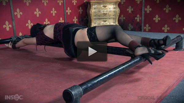 Perfect Slave In Hard Bondage