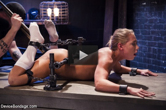 Strict Devices, Fear Play, Brutal Torment, Shock Therapy, Mind Blowing Orgasms!!!