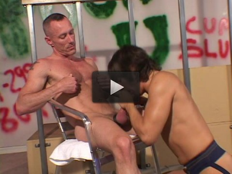 Cum Eating With Jeff Palmer (9 Loads)