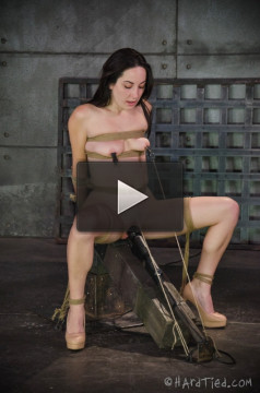HT — December 17, 2014 - Blaze-in Bondage — Marley Blaze, Jack Hammer — HD