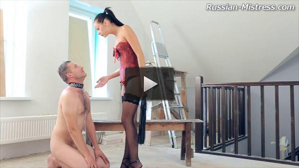 Anita Sparkle — Cruel Mistress