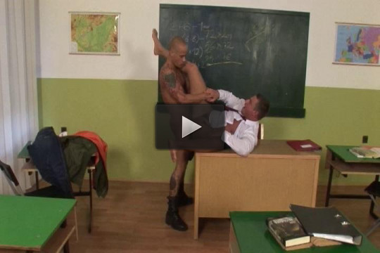 Skinheads School of Hard Cocks