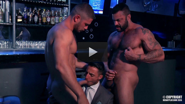 likes dick while (Men at Play - Double Stakes - Dato Foland, Klein Kerr, Rogan Richards).