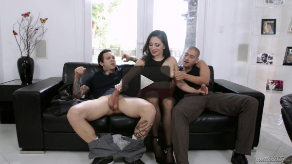 Lea Lexis, Xander Corvus, Small Hands, James Bartholet — The DP FullHD 1080p