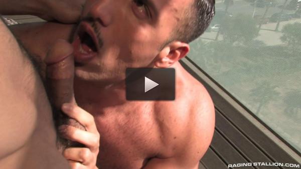 Sexo en Barcelona — Part 2, scene 03: Aybars, Donato Reyes