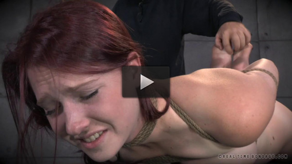 Ashley Lane Starts In A Cage And Ends In A Brutal Electrical Predicament