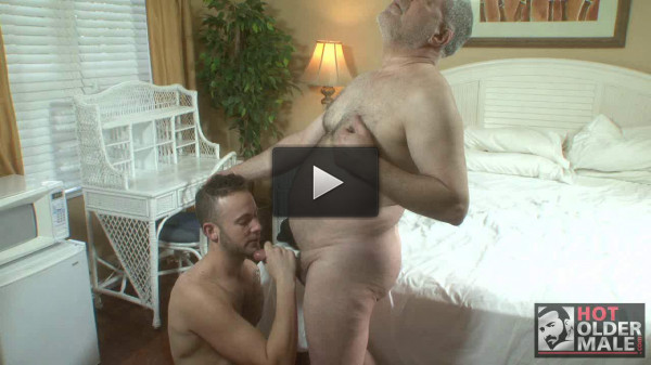 Hot Older Male — Jake Shores, Steve King