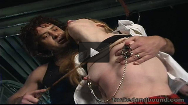 She Craves Hard Punishment — Only Pain HD