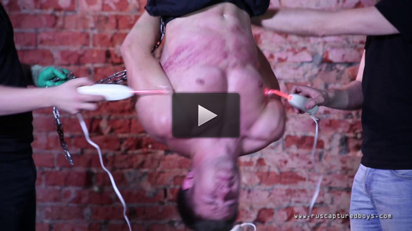 RusCapturedBoys – Captured worker — Final Part