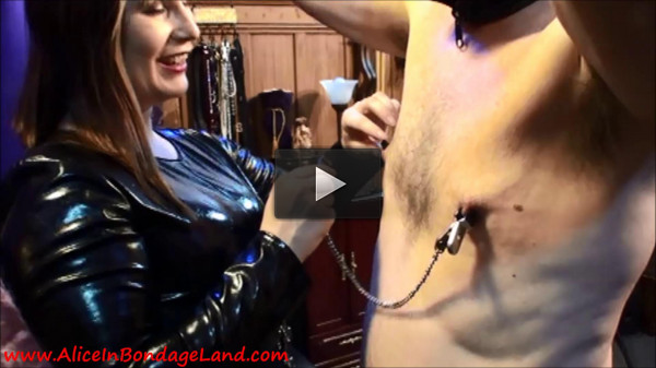 Training My Slave For Gangbangs — Flogging Whipping and Pain