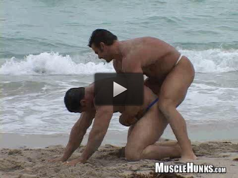 MuscleHunks — Eddie Camacho and Frank de Feo