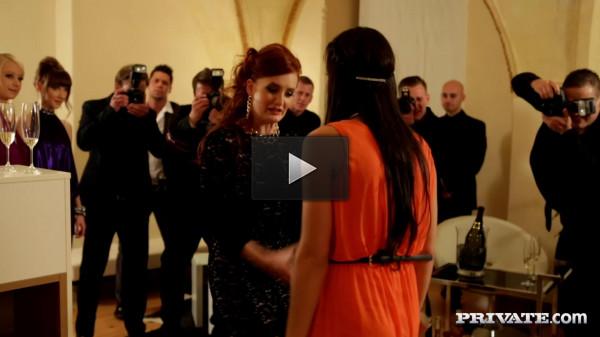 Denisa Heaven, Ferrera Gomez — share a big dick threesome FullHD 1080p