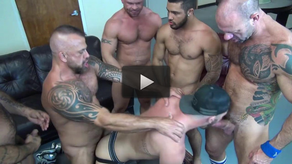 RFC — Alex Mason's Birthday Gang Bang