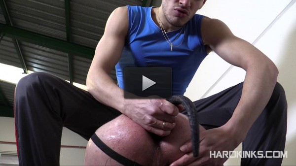 Hard Kinks - Punished (Jhoel Blond, Sergio Mutty)