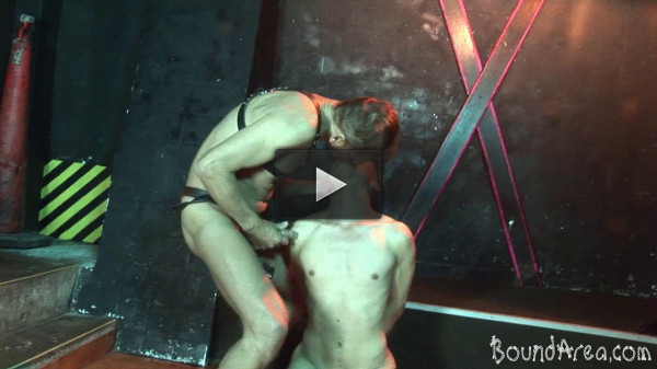 play boy vid - (Blindfolded And Roped Boy Lured Into Gay BDSM Play)