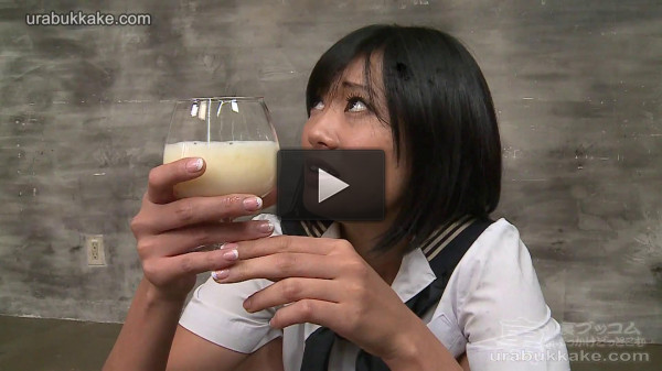 Porn Idol Uta Kohaku's Gokkun Dungeon Part 2