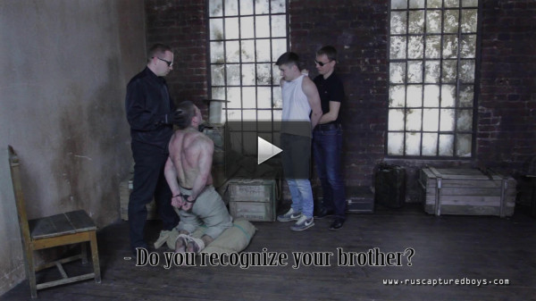 RusCapturedBoys — Young Offender Pavel — Part IV
