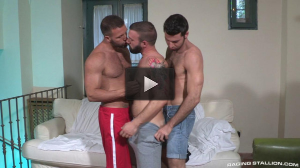 Raging Stallion — The Tourist — Donato Reyes, Dario Beck & Alessio Veneziano
