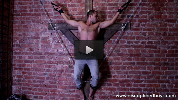 RusCapturedBoys – Punishment of Fighter Anton 3
