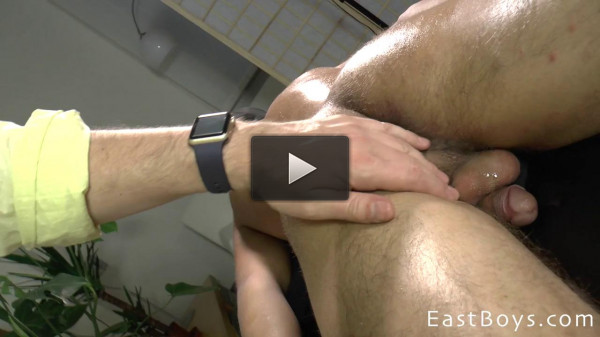EastBoys Part One Massage Handjob — Sonny Braun