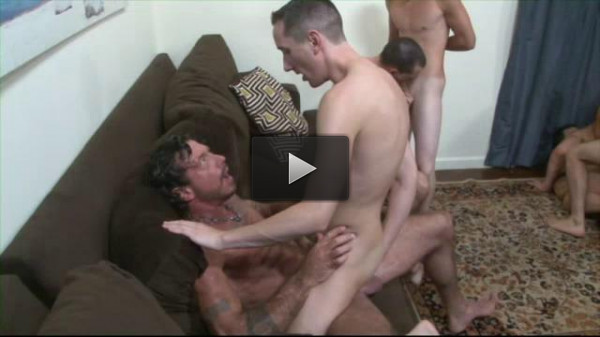 Another Bareback Orgy.