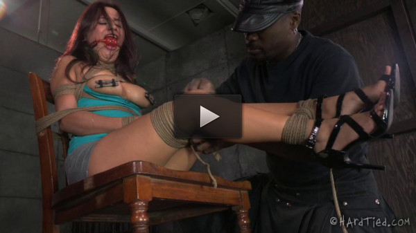 Her Penance Is Painful — Selma Sins and Jack Hammer