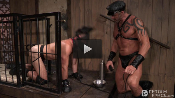 Hard Domination For Sex Toy