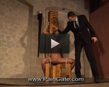 The Punishment Chair