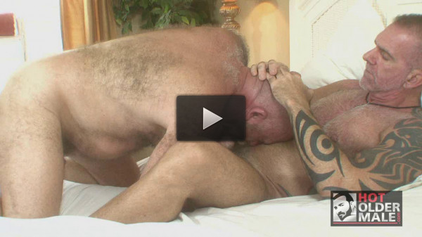 Gay — Hot Older Male — All Play and No Work- Daddy Blade and Jim — Blade Hunter, Jim Scott