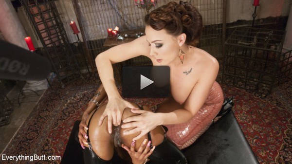 Enthusiastic Anal Lover, Caramel Starr is eager to please