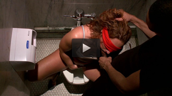 Bathroom Squirter — Only Pain HD