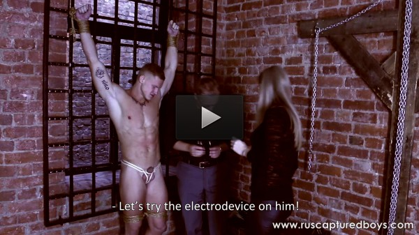 RusCapturedBoys - A New Mistress of Slave Vasiliy - Part II