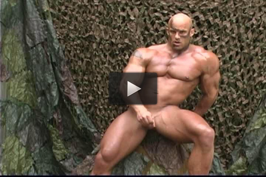 Strongman Solo Series 1- straight bodybuilders