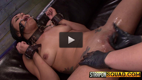 Straponsquad — Mar 18, 2016 - Isa Mendez Takes More Double Penetration Fun from Brooklyn Daniels