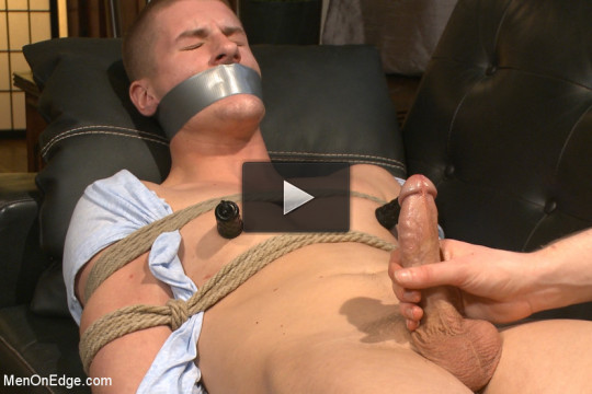Brendon Scott — Taken, Tied Up & Edged