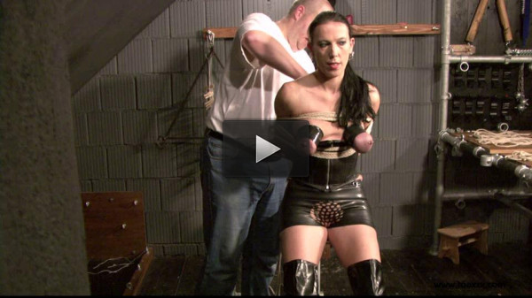 Slave Eva in the Dungeon Again