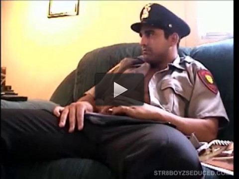 Straight Cop Cock - gay fisting, gays gay, cumshots video, bareback porn, harry potter