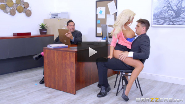 Olivia Fox, Bruce Venture — The Deal Breaker FullHD 1080p