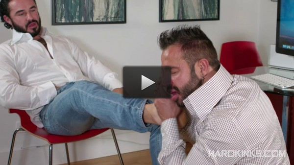 Hairy Alpha (Jessy Ares and Martin Mazza)