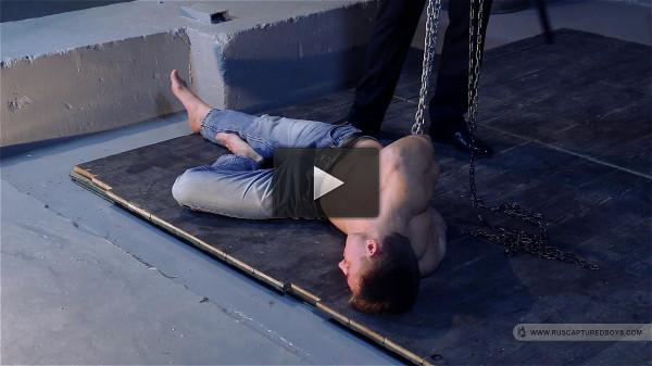 RusCapturedBoys — Interrogation of Car Thief — Part I