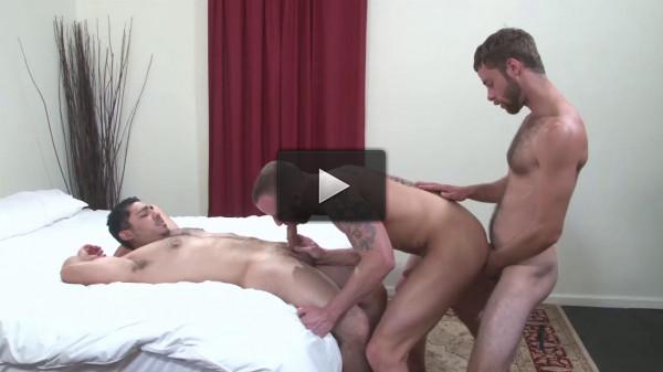 Anal foursome! - anal sex, amazing, mirror, cums, sucking