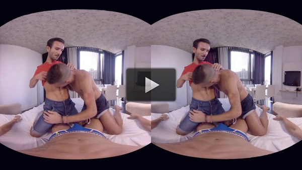 Virtual Real Gay — Wake Up Friends (Android/iPhone)