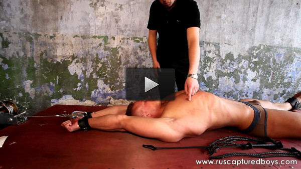 RusCapturedBoys — Slave Vasily Returned to Correct Final