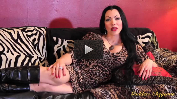 Atlanta Dominatrix Accept Your Submissive Heart (2013)