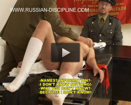 Discipline In Russia Volume 25