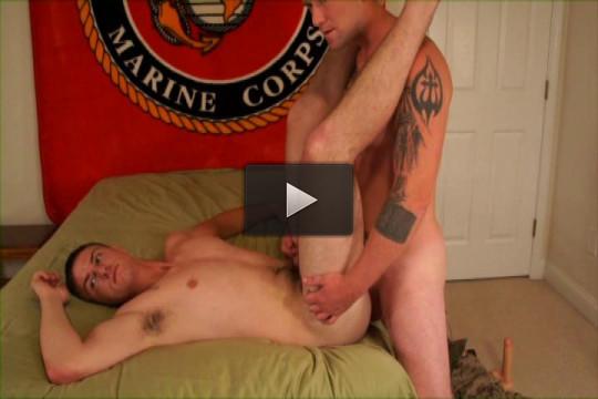 Military Men Exposed — Military Maneuvers