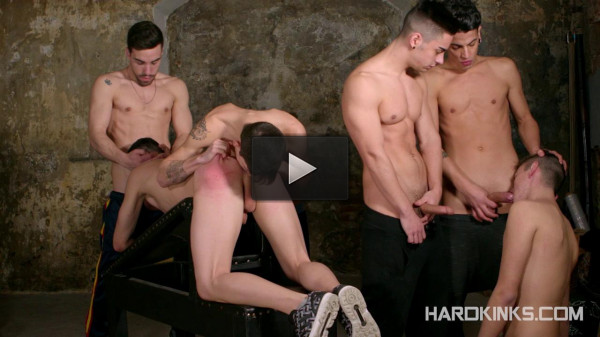 Hard Kinks - Bullfight Edition Vol.4