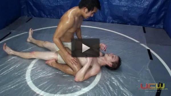 UCWrestling — Hiro vs Johnny Deep