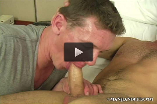 Kieron Ryan and Troy Collins — ManHandled